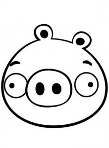 målarbok Angry Birds (19)