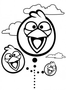 målarbok Angry Birds (27)
