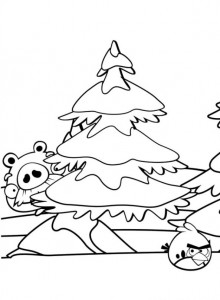coloring page Angry Birds (30)