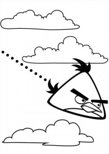 målarbok Angry Birds (5)