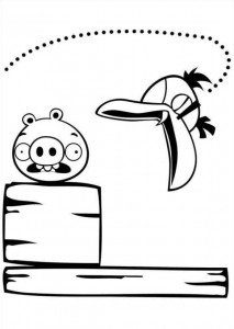 coloring page Angry Birds (7)