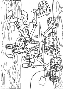 coloring page angry birds space 2