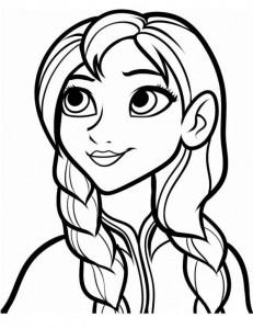 Kleurplaten Frozen Anna En Elsa.Kleurplaten Van Frozen Anna En Elsa Jouwkleurplaten