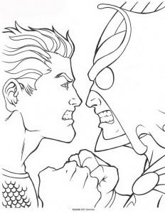 målarbok Aquaman (56)
