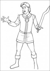 coloring page Arthur (1)