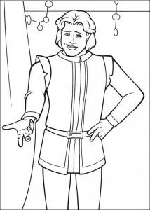 kleurplaat Arthur (2)