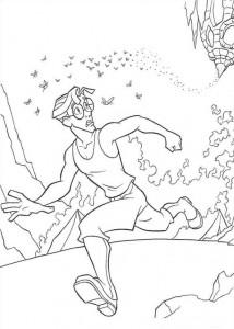 coloring page Atlantis (12)