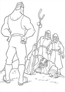 coloring page Atlantis (15)