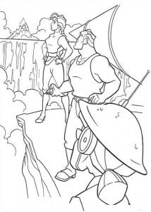Malvorlage Atlantis (27)