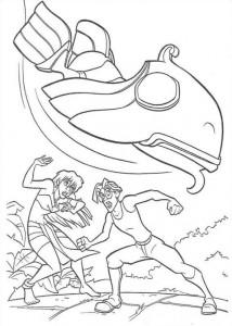 coloring page Atlantis (36)