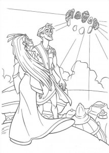 coloring page Atlantis (38)