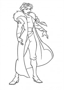 coloring page Atlantis (4)