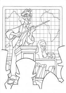 coloring page Atlantis (44)