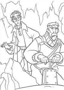 coloring page Atlantis (48)