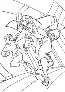 coloring page Atlantis (49)