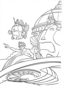 coloring page Atlantis (50)