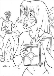 coloring page Atlantis (52)