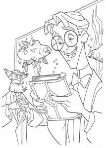 coloring page Atlantis (54)