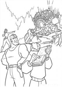 coloring page Atlantis (60)