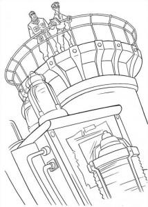 coloring page Atlantis (67)