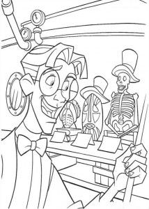 coloring page Atlantis (69)