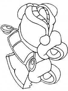 coloring page Auto (13)