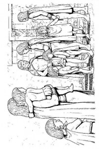 coloring page Aztecs (4)