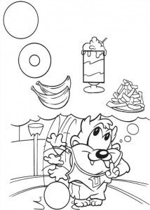 coloring page Baby Tunes (40)