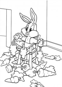 coloring page Baby Tunes (41)