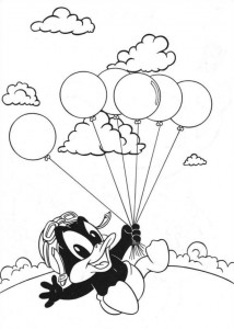 coloring page Baby Tunes (5)