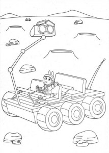 coloring page Backyardigans (12)