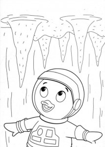 coloring page Backyardigans (20)