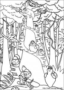 coloring page Barbapapa (14)