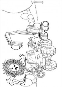 coloring page Barbie Thumbelina (10)