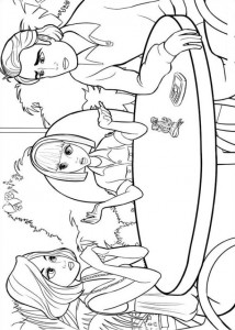 coloring page Barbie Thumbelina (13)