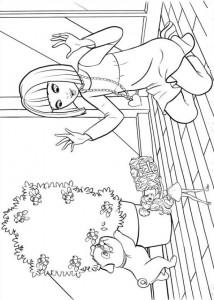 målarbok Barbie Thumbelina (16)