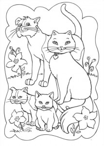 coloring page Barbie og tiggeren (24)