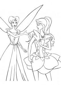 målarbok Barbie FairyTopia (11)