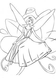 målarbok Barbie FairyTopia (5)