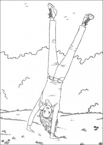coloring page Barbie, even more! (15)