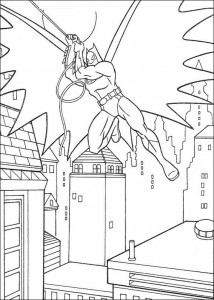 coloring page Batman (24)