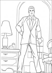 coloring page Batman (34)