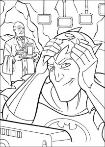 coloring page Batman (36)