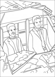 coloring page Batman (43)