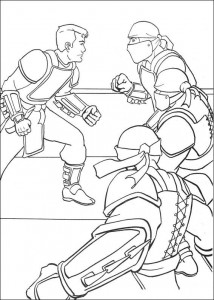 coloring page Batman (6)