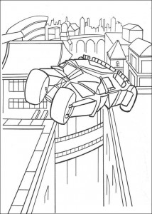 coloring page Batman (8)