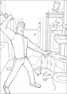 coloring page Bee movie (30)