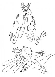coloring page Ben 10 (16)