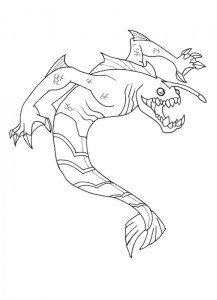 coloring page Ben 10 (22)