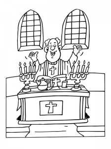 coloring page Professions (11)